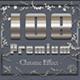 108 Premium Chrome Style 1 - GraphicRiver Item for Sale