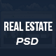 Real estate Landing Page - ThemeForest Item for Sale