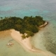 Beautiful Tropical Beach, Aerial View. Tropical Island. - VideoHive Item for Sale