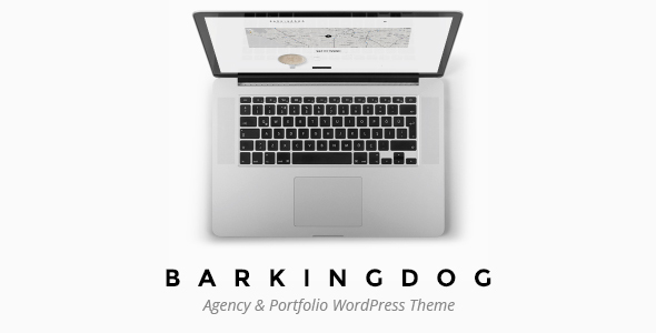 BarkingDog - Agency & Portfolio WordPress Theme