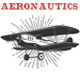 Retro Style Airplane Emblems and Design Elements