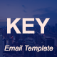 KEY - Multipurpose Responsive Email Template With Stamp Ready Builder Access Nulled
