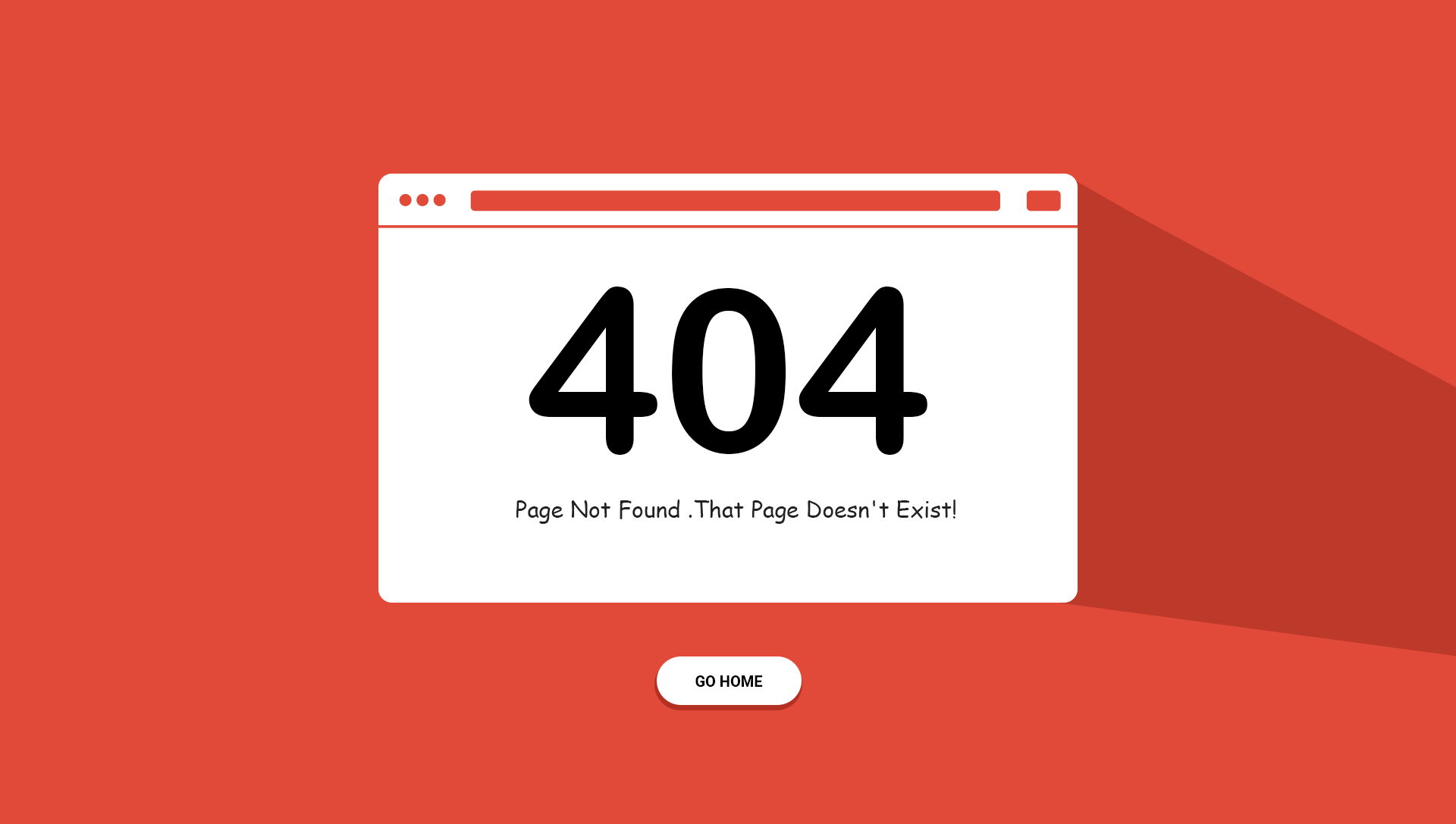 awesome 404 error html template by psdboss themeforest