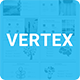 Vertex Modern PowerPoint Template - GraphicRiver Item for Sale