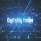 Digitality Trailer - VideoHive Item for Sale