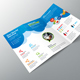 Social Media Trifold Brochure - GraphicRiver Item for Sale