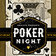 Poker Night Flyer - GraphicRiver Item for Sale