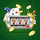 Casino Concept Slot Machine