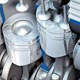 Sound Stationary Internal Combustion Engine Diesel