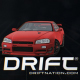 Drift Car Logo - VideoHive Item for Sale