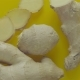 Ginger Root on a Yellow Background - VideoHive Item for Sale