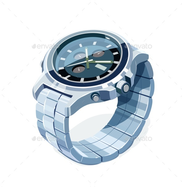 Wrist Mechanical Watch - Man-made Objects Objects
