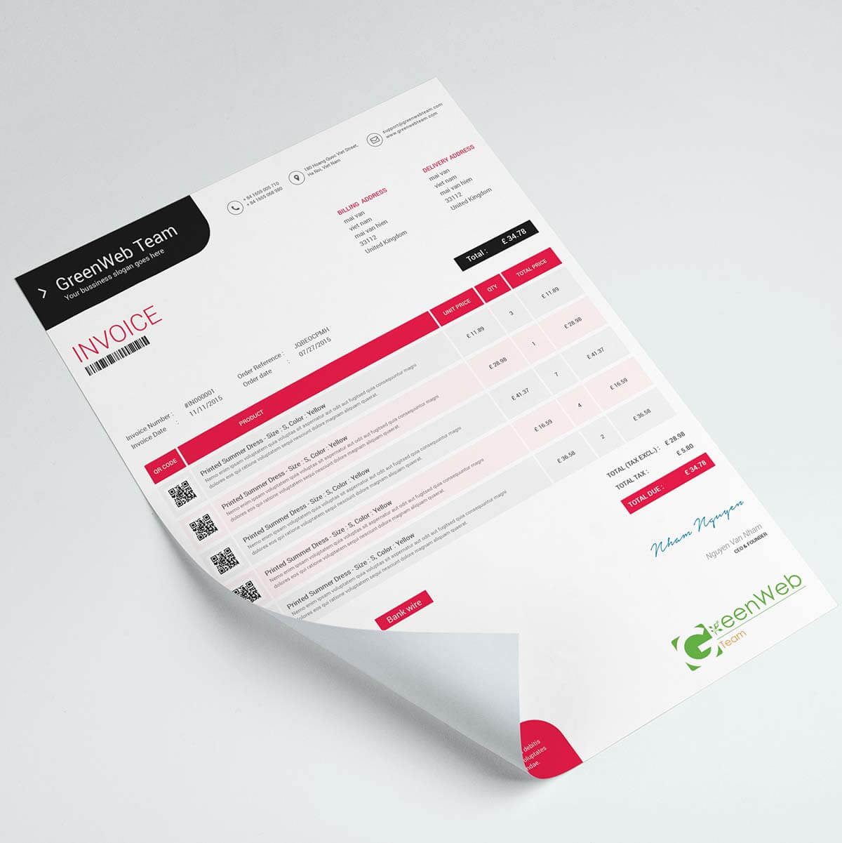 Cheesecake Receipts Pdf Invoice Template Builder  Edit Invoice  Delivery Template  Text Invoice Excel with Prorated Invoice Pdf Mockup Jpg  Meaning Of Invoice Excel