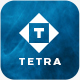Tetra - PPT template - GraphicRiver Item for Sale