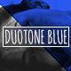 +15 Duotone Actions Blue Version - GraphicRiver Item for Sale