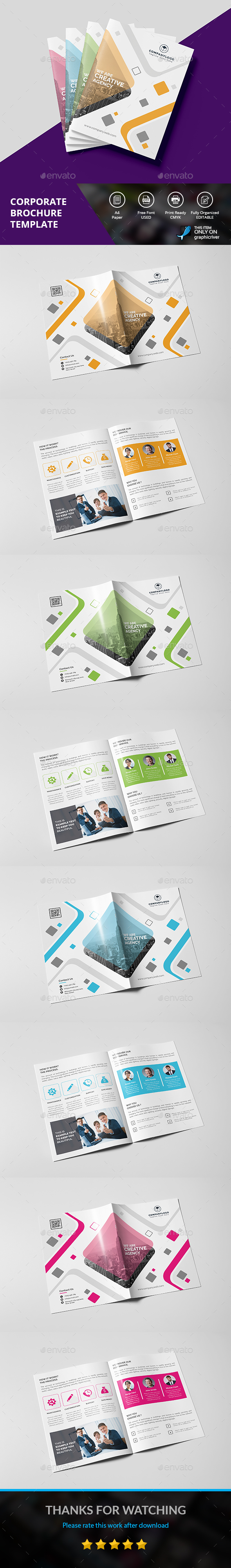 Elegant Brochure - Corporate Brochures