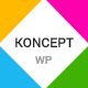 Koncept - Responsive Multi-Concept Wordpress Theme