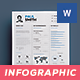 Infographic Resume/Cv Volume 7 - GraphicRiver Item for Sale