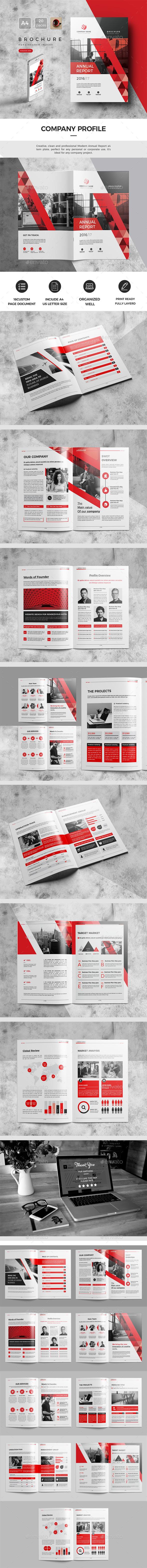 Company Profile 2017 - Catalogs Brochures