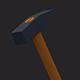 Low Poly Hammer v.2 - 3DOcean Item for Sale