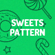 Sweets Pattern Backgrounds - GraphicRiver Item for Sale
