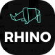 Rhino Minimal Theme - GraphicRiver Item for Sale