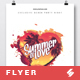 Summer Of Love 2 - Party Flyer / Poster Artwork Template A3 - GraphicRiver Item for Sale