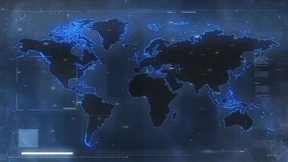 Military world map by skymotion videohive military world map gumiabroncs Choice Image