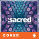 Sacred - Music Cover Image Artwork Template