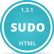 Sudo - High Quality Multipurpose HTML template Nulled