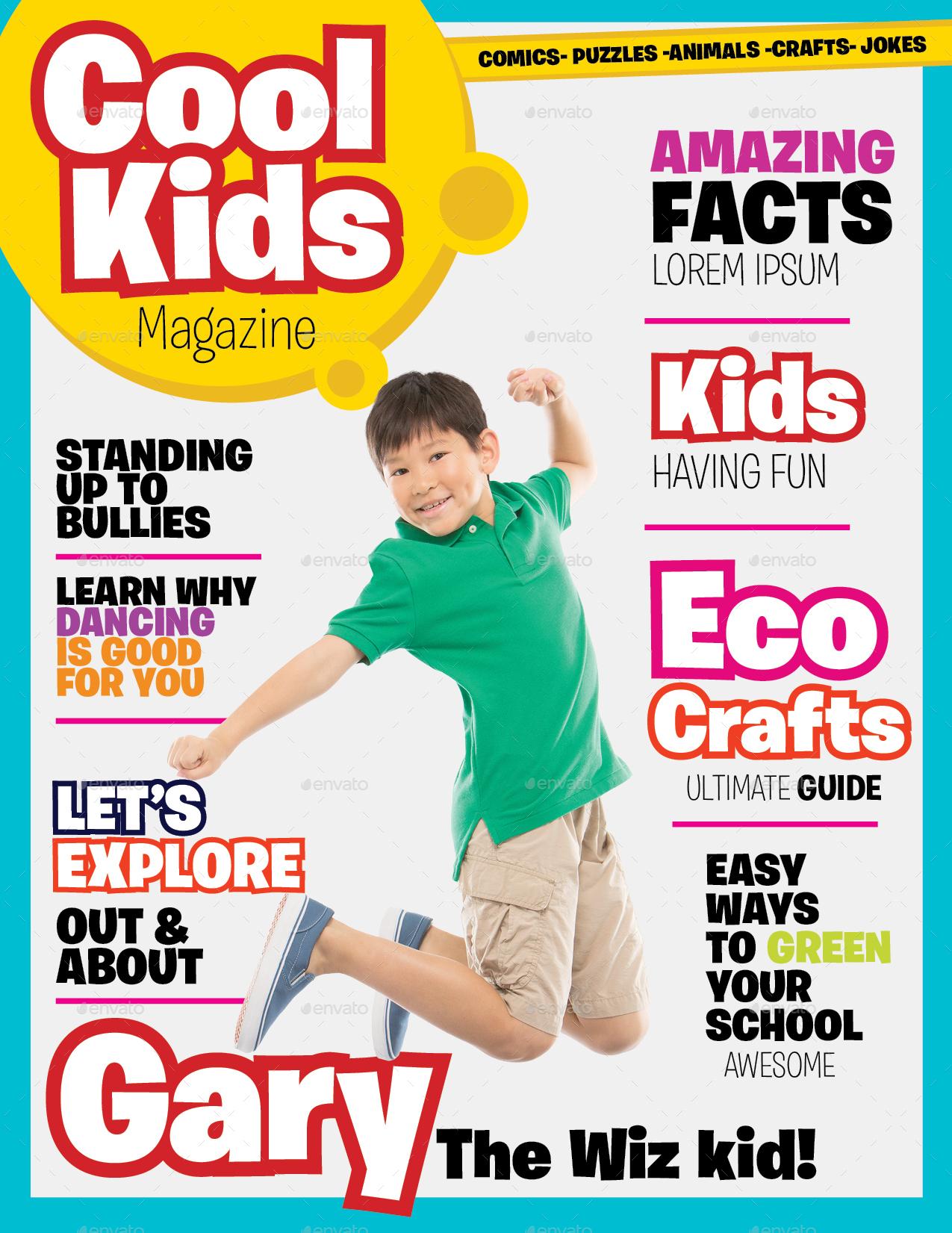 kids magazine by eliasmwangi