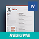 Clean Resume Vol. 8 - GraphicRiver Item for Sale