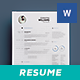 Clean Resume Vol. 2