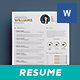 Clean Resume Vol. 5 - GraphicRiver Item for Sale