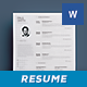 Simple Resume/Cv Volume 6