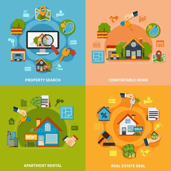 Real Estate Design Concept - Miscellaneous Conceptual