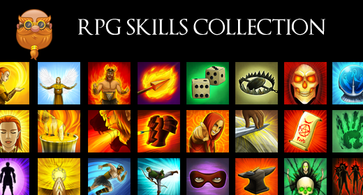 RPG Skills Collections
