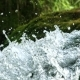 Detailed View of the Beautiful Waterfalls in Plitvice National Park, Croatia - VideoHive Item for Sale