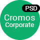 Cromos Corporate PSD Template - ThemeForest Item for Sale