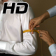 Tailor Biceps Man Body Measuring - VideoHive Item for Sale
