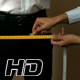 Tailor Hips Man Body Measuring - VideoHive Item for Sale