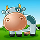 Cows On The Farm - VideoHive Item for Sale