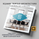 Square Trifold Architecture - GraphicRiver Item for Sale