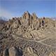 Boulder Rocks Desert Sideways - VideoHive Item for Sale