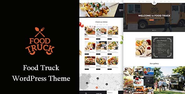 Food Truck – Restaurant WordPress Theme