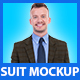 Suit Mockup Model - GraphicRiver Item for Sale
