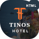 Tinos - Premium Booking Hotel HTML Template Nulled