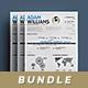 Infographic Resume Bundle - GraphicRiver Item for Sale