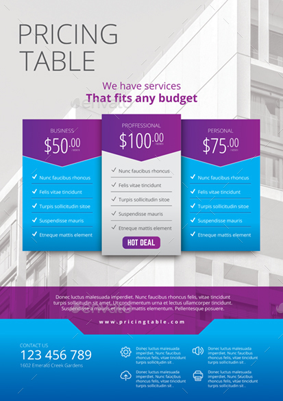 flyer pricing mabel mobeetel co