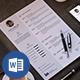Premium Resume - GraphicRiver Item for Sale